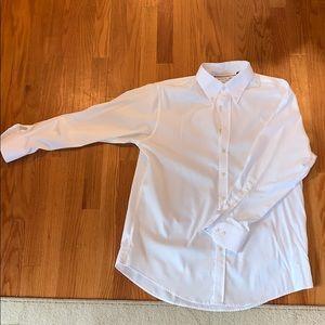 Men's dress button down shirt